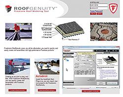 BIM Tool: Firestone Building Products Co.