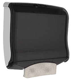 Folded Towel Dispenser: San Jamar