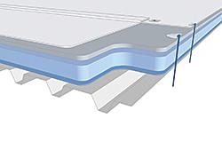 Reflective Roof Membrane: Sika Sarnafil Inc.