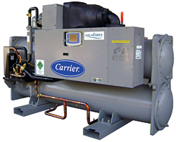 Screw Chiller: Carrier Corp.