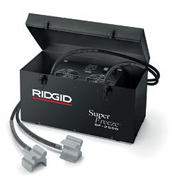 Pipe-Freezing Unit: RIDGID