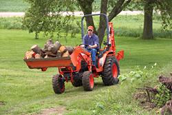 Compact Utility Tractor: Kubota Tractor Corp.