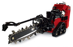 Walk-Behind Trencher: The Toro Co.
