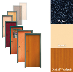 Door Finishes: Overly Door Co.