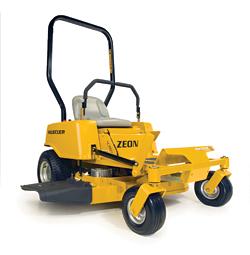 Electric Mower: Hustler Turf Equipment
