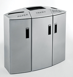 Recycling Containers: Rubbermaid Commercial Products