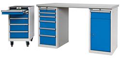 Mobile Cabinets: Lista International Corp.