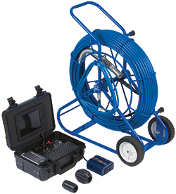 Camera-Inspection System: Electric Eel Manufacturing