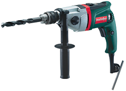 High-performance Drill: Metabo Corp.