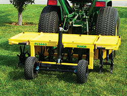 Turf Aerator: SourceOne Outdoor Power Equipment