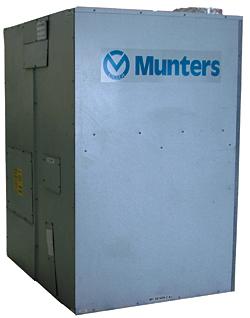 HVAC System: Munters