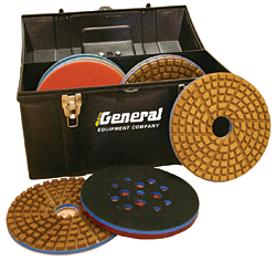 Floor-Polishing System: General Equipment Co.