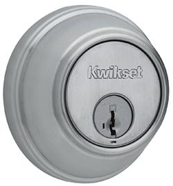 Deadbolt Lock: Kwikset Corp.