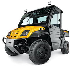 Crossover Utility Vehicle: Cub Cadet Commercial