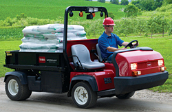 Heavy-Duty Utility Vehicle: The Toro Co.