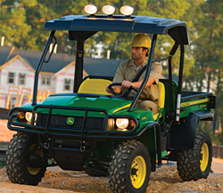 Crossover Utility Vehicle: John Deere Co.