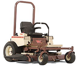 Riding Mower: Grasshopper Co.