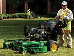 Walk-Behind Mowers: John Deere Co.