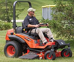Zero-Turn Mower: Kubota Tractor Corp.