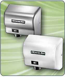 Hand Dryer: American Dryer Inc.
