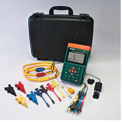 Power-Quality Analyzer: Extech Instruments