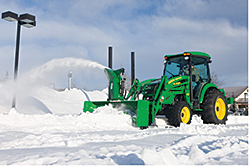 Snow Blower: John Deere Co.