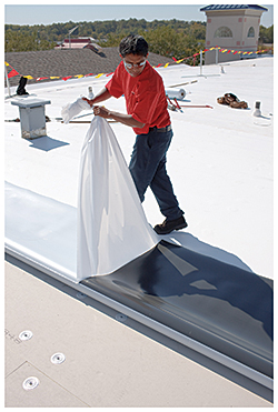 Self-Adhered Membrane: Firestone Building Products Co.