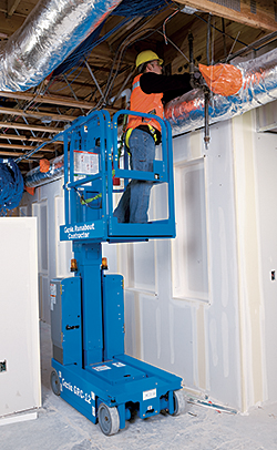 Aerial Work Platform: Genie Industries