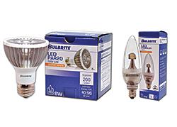 LED Fixture: Bulbrite