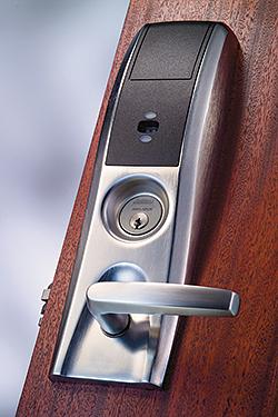 Lockset: Corbin Russwin Architectural Hardware