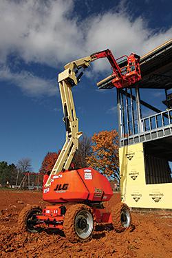 Boom Lift: JLG Industries Inc.