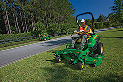Zero-Turn-Radius Mowers: John Deere Co.