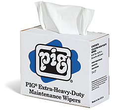 Maintenance Wipes: New Pig Corp.