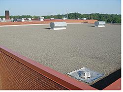 Modified-Bitumen Membrane: The Garland Co. Inc.
