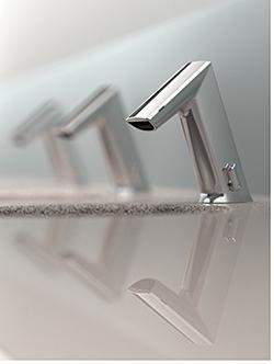 Sensor-Activated Faucets: Sloan Valve Co.