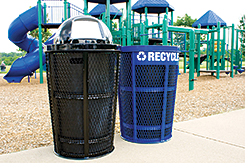 Recycling Receptacles: Witt Industries