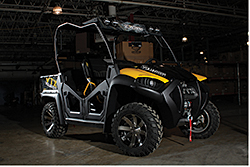 Utility Vehicle: Cub Cadet Commercial