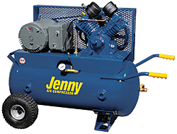 Air Compressor: Jenny Products Inc.