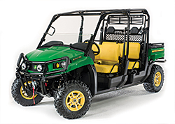 Crossover Utility Vehicles: John Deere Co.