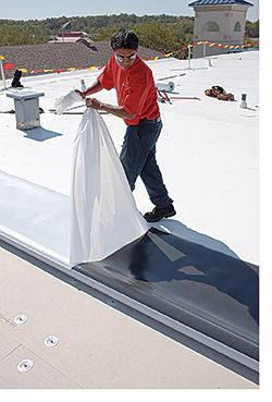Roof Membrane: Firestone Building Products Co.
