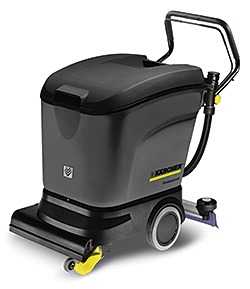 Floor Scrubber: Karcher Commercial