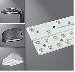 LED System: Cooper Lighting