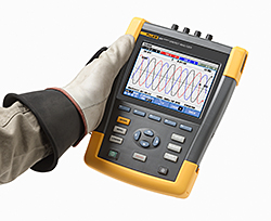 Power Quality Analyzers: Fluke Corp.