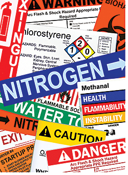 Arc-Flash Labels: Graphic Products