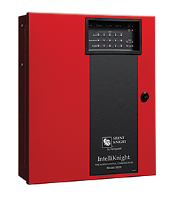 Fire Alarm: Silent Knight by Honeywell