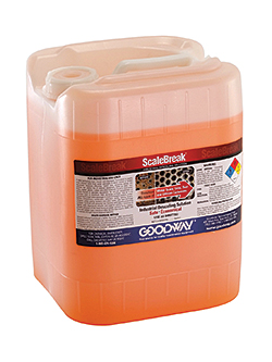 Descaling Solution: Goodway Technologies Corp.