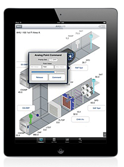 BAS Application: Siemens Building Technologies Inc.