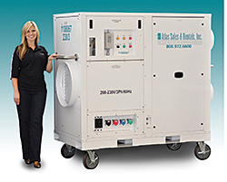 Portable Air Conditioner: Atlas Sales & Rentals