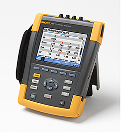 Three-Phase Power Analyzer: Fluke Corp.