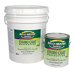 Reflective Coating: Kelly-Moore Paint Co. Inc.